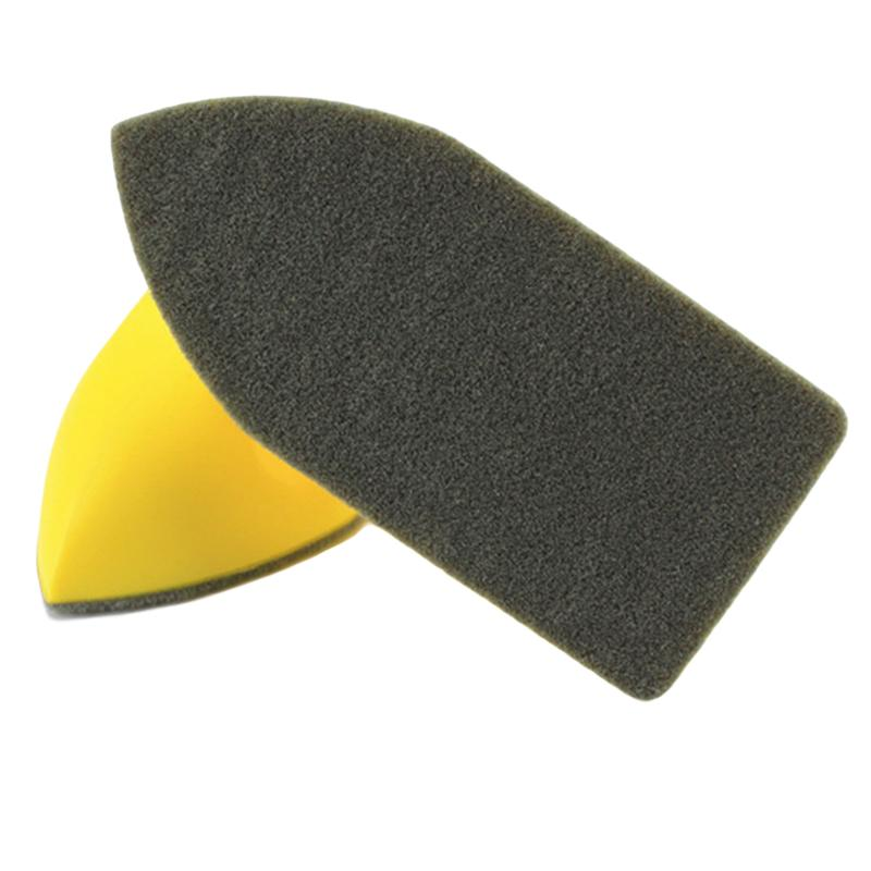 LUOEM Leather Seat Brush Nanometer Cleaning Brush for Car Upholstery Interior Furniture