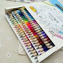 48/72 цветов Цвет ful Живопись Карандаш старший Цвет карандаш детей карандаш прекрасный Красивые студенты граффити Crayon