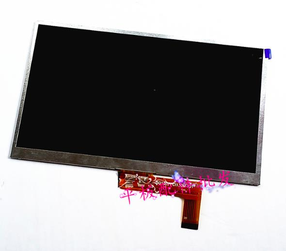 New LCD display Matrix For 10.1 BDF Tablet with T101830B-M4 inner LCD Screen Panel Module Replacement Free Shipping new lcd display matrix 7 digma optima 7 77 3g tablet inner lcd screen panel module replacement free shipping
