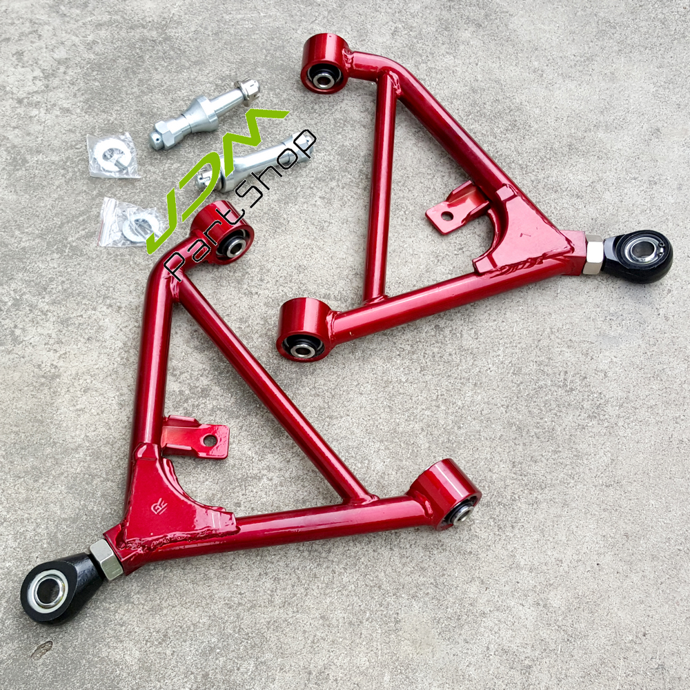 Suspension Kit Red Front Lower Rear Control Arm Tension
