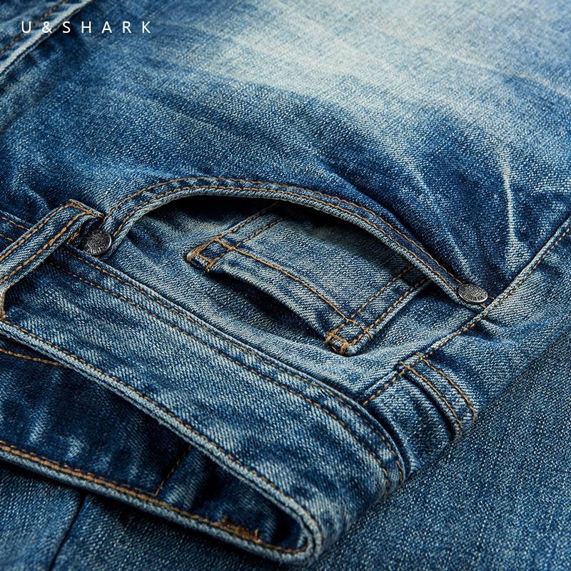 Italian style fashion full length jeans 4