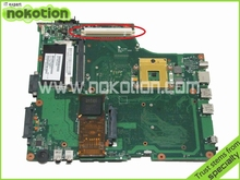 laptop motherboard A205 A200 V000108040 945PM DDR2 with graphics slot