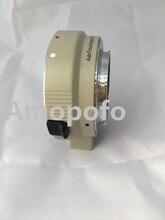 Amopofo Auto Foco para EOS-NEXII EF-EMOUNT FX para Canon EF-S para Sony Nex e Mount A7 A7R