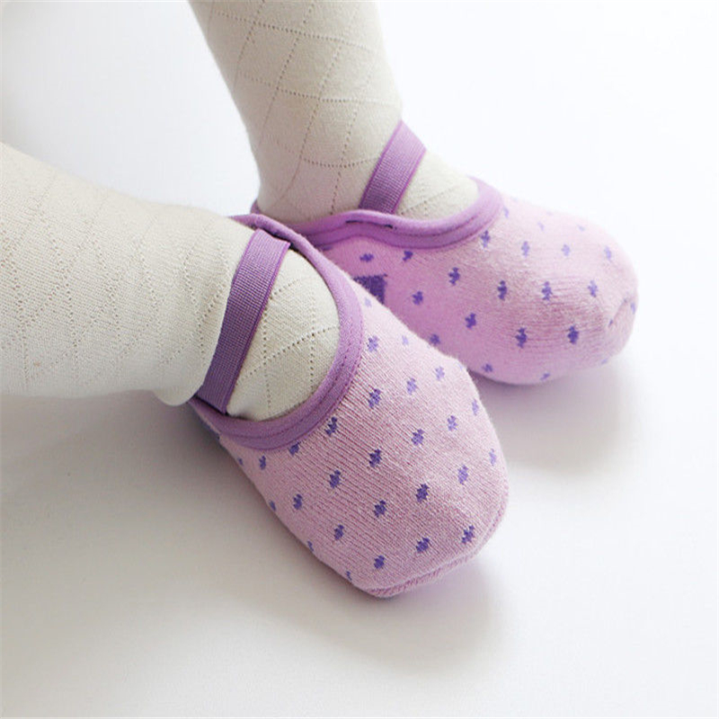 Mother & Kids 2018 Spring Anti-off Floor Socks Cute Baby Shallow Socks Toddler Shoes For Girls Boys First Walkers Newborn Shoes Free Shipping Baby Shoes