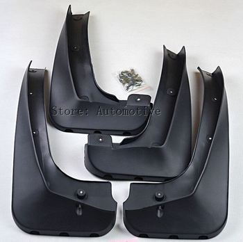 Car fender mudguard mud flaps splash guard for  BMW x3 f25 2012 2013 2014 2015 pp 4pcs per set