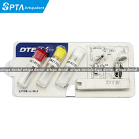 Woodpecker DTE Dental Endo Root Canal Cleaning Kit U File Tip Wrench