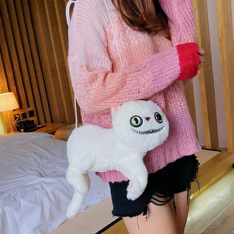 3D Cute Cat Shape Women Messenger Crossbody Bags Brand 3D Animal kitty Shoulder Bags for Teenager Girls Bolsa Feminina3D Cute Cat Shape Women Messenger Crossbody Bags Brand 3D Animal kitty Shoulder Bags for Teenager Girls Bolsa Feminina