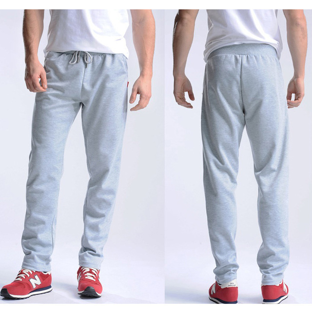 Uwback Sweat Pants Men Summer Joggers Pants Elastic Waist Loose Sweat Pants For Men Plus Size 4XL Casual Trousers Hiphop CAA329 2