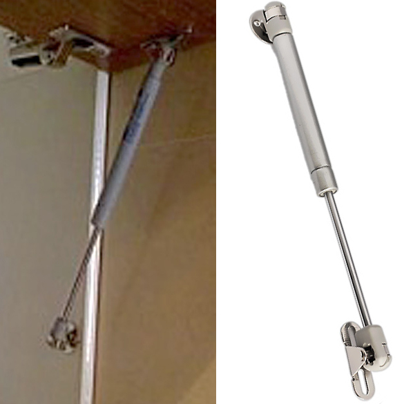 Pneumatic Door Lift : Door lift pneumatic support hydraulic gas spring stay for