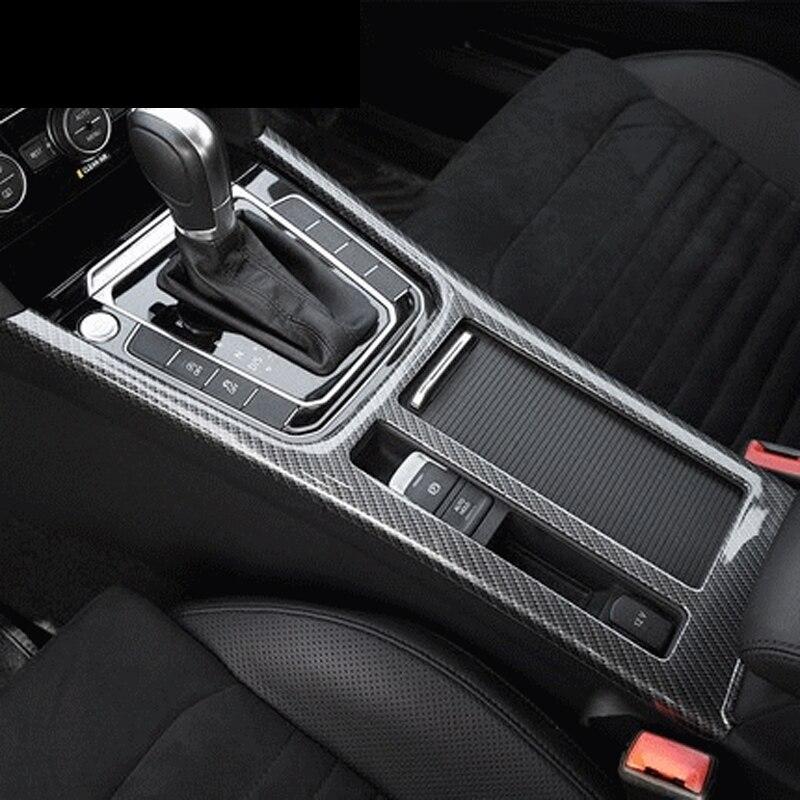 FOR Volkswagen Passat B8 Automotive Interior Refit Patch Passat B8 Variant Alltrack Control Panel Decoration