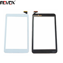 New Touch Screen for Asus Memo Pad 7 ME176 K013 Black/White Front Tablet Touch Panel Glass Replacement parts rlgvqdx new touch screen for asus memo pad 7 me176 k013 black white front tablet touch panel glass replacement parts
