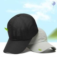 Шляпа женская Новая ультратонкая Беговая Кепка быстросохнущая тканевая летняя кепка для женщин и мужчин унисекс быстросохнущая сетка Кепка Беговая шапка Bone кепки с сеткой кепка женская