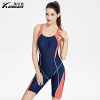 2017 New Swimwear Women Arena Swimsuit Girls One Piece Suits Swimming Competitive Swimsuits 1750