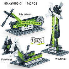 Technic Mechanical Engineering Gear Building Blocks Sets DIY Crane MOC Model Kits Bricks Children DIY Toys Gifts цена в Москве и Питере