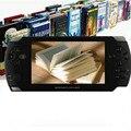 4.3-polegadas touch screen Handheld consolas de jogos Jogos de PSP Console Saída HD Apoio 8G de memória MP5 com câmera jogador Ultra-fino
