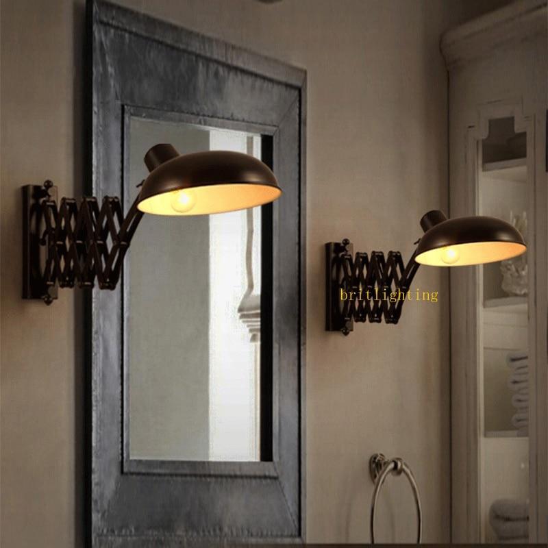 Bathroom Sconces Lighting Led Bathroom Mirror Front Lamp Bathroom Modern  Wall Sconce Wall Mounted Bedside Reading