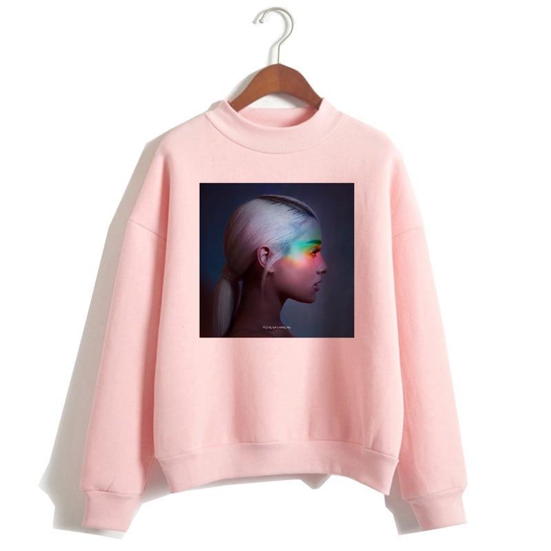 Woman Sweatshirts Pullover hoodies Pink sweater Pink cotton sweater
