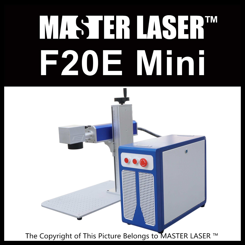 Lower Price  20W Fiber Portable Max Laser for Laser Engraving Machine