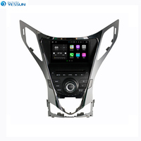 YESSUN Android For Hyundai Azera/HG 2011~2012 Car Navigation GPS HD Touch Screen Audio Video Radio Stereo Multimedia Player.