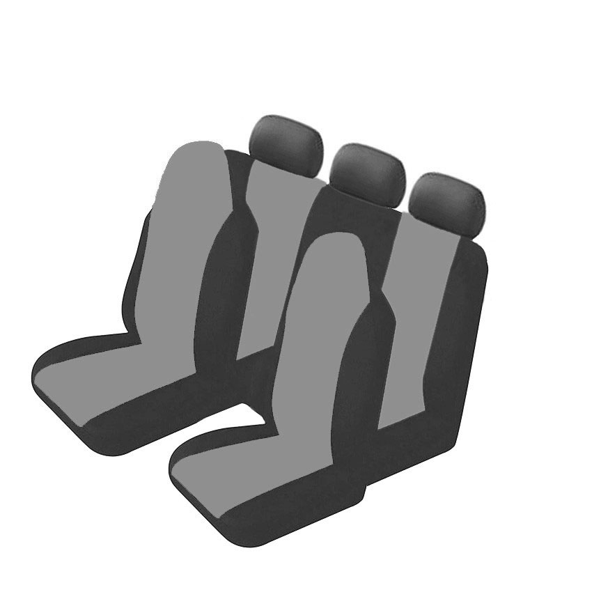Hot sale Universal Car Seat Covers Breathable Washable Front Headrest Cover Ventilation and dust 2016 in Automobiles Seat Covers from Automobiles Motorcycles
