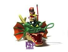 High Quality Pop Japanese Anime Dragon Ball Action Figures Goku Drive Dragon Toy For Children