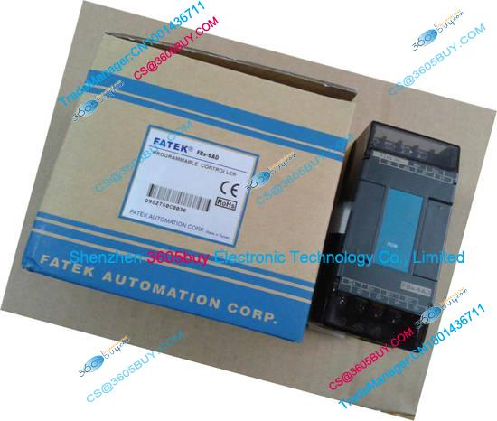 New Original Analog module FBs-6AD PLC 24VDC 6 AI Module in box
