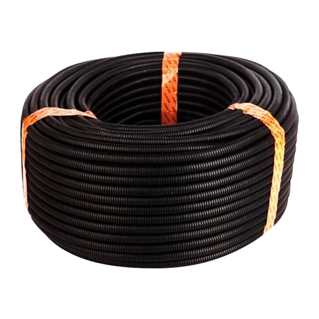 BLACK SPLIT WIRE LOOM POLYETHYLENE TUBING CABLE CONDUIT Wire Hose Cover Lot