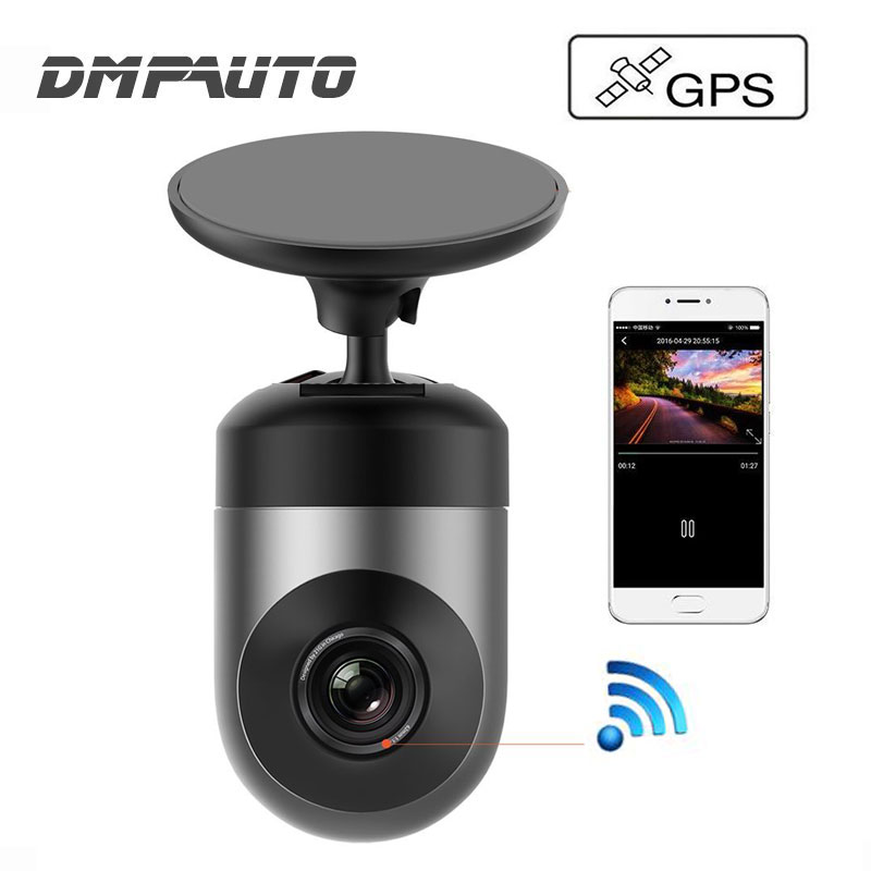 ФОТО WIFI Car Dash Cam 1920 1080P Car DVR with GPS Logger Dashcam Camera DVR Remote Snapshot G-Sensor Night Vision Cam Voiture