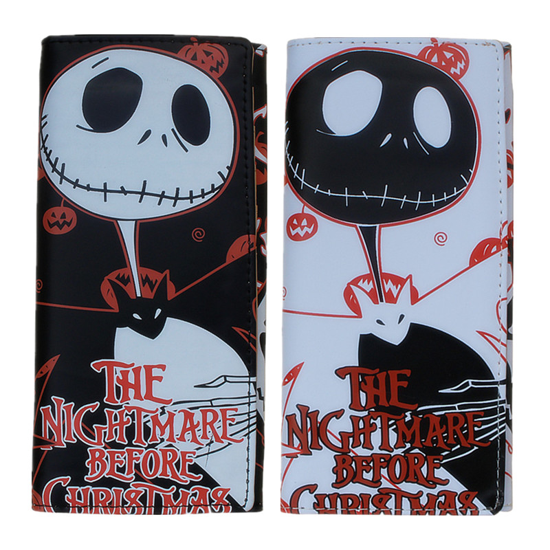 Free Comic Book Day Nightmare Before Christmas: Cool Comics Nightmare Before Christmas Long Wallet Cartoon
