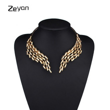 ФОТО crystal choker necklace 2017 luxury collar short necklace for women trendy chunky neck accessories fashion jewellery
