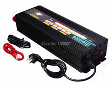 2500Watt DC TO AC UPS Power Inverter 12v 220v 230v 2500W real (5000W peak) With Battery Charge