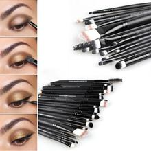20pcs Makeup Brushes Set Powder Foundation Eyeshadow Eyeliner Lip Brush Tool TF