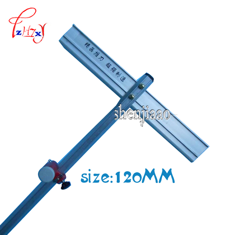 Glass T-Cutter T Glass Cutter Type Long Type Glass Cutter 120 cm High Quality bld t 60a t type glass cutter long type cutter for glass 600mm good quality push knife glass cutting knife 6 12mm hot selling