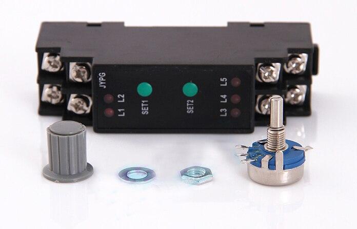 Single axis stepper motor controller Potentiometer speed JYPG Stepper motor controller Pulser DC5 24V