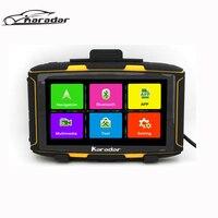 Karadar MT5001 Newest 5 inch Android Motorcycle GPS Navigation MOTO GPS Navigator Waterproof IPX7 with WiFi, Bluetooth, FM