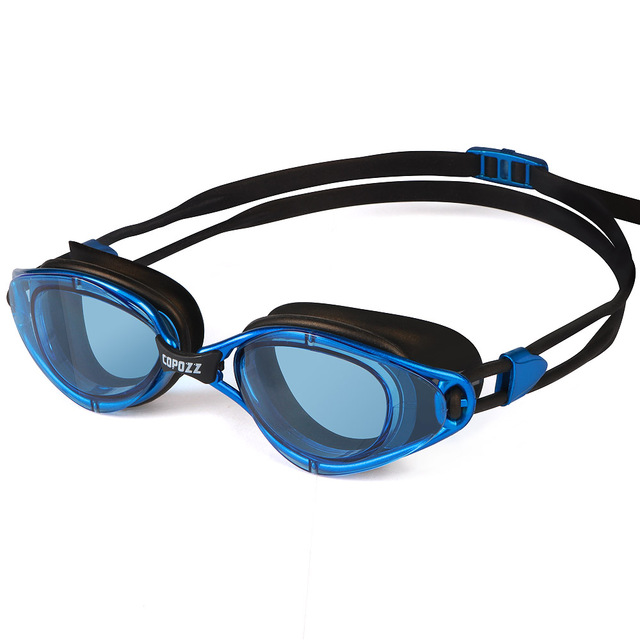 Professional Adjustable Waterproof Anti-Fog UV Protection Swimming Silicone Goggles