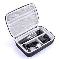 Wasserdicht EVA Hard Case für Philips Hq Multigroom Serie 3000 5000 7000 MG3750 MG5750/49 MG7750/49 Elektrische lagerung rasierer