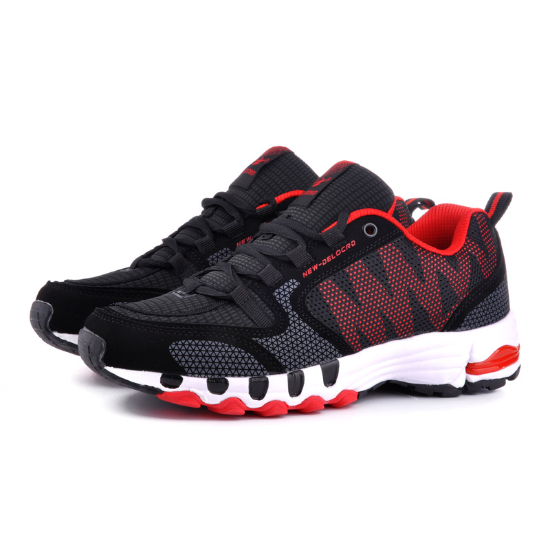 GOMNEAR Sneakers For Men Outdoor Leather Trainers Arrival Sport Shoes Female Running boots Trekking Tourism Comfortable Boots