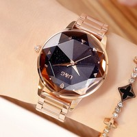 Women Gift Bling Quartz Watch Fashion Casual Ladies Female Shinny Watches Dress Crystal Diamond Luxury Women Clock Wristwatches