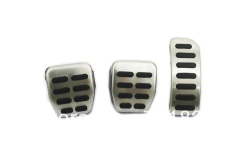 Manual Pedal Set Rubber With Audi TT Style For Right Hand Drive VW Golf MK4