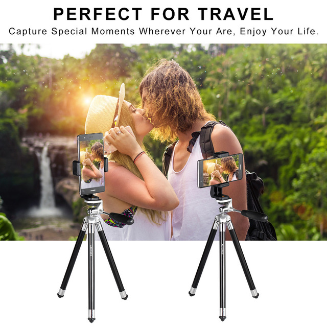ASHANKS  Mini Tripod for iPhone Samsung Xiaomi Huawei Mobile Phone Smartphone Ipad Tripod for Gopro Camera Accessory
