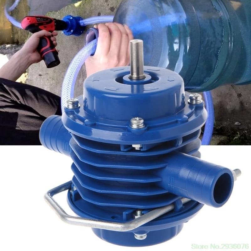 Mini Micro Selbstansaugende Hand Elektrische Bohrer Wasserpumpe Heavy Duty Startseite Garten Kreiselpumpe Drop Verschiffen Pumpen Heimwerker