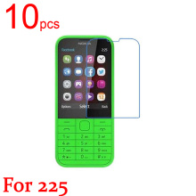 10pcs Ultra Clear Matte Nano anti Explosion LCD Screen Protector Film Cover For Nokia 225 215