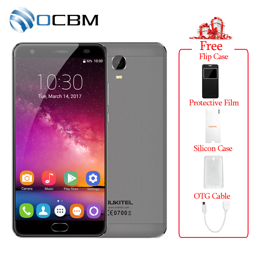 """Цена за Большие подарки оригинальный k6000 oukitel плюс 4 г lte мобильный телефон MTK6750T Octa Ядро 5.5 """"FHD 1920x1080 4 ГБ RAM 64 ГБ ROM 16MP отпечатков пальцев"""