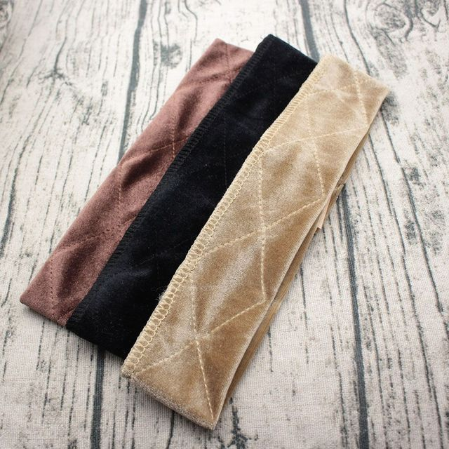 Flexible velvet wig grip scarf headband scarf hair headband accessories convenient headwear Comfortable Accessories for  gifts