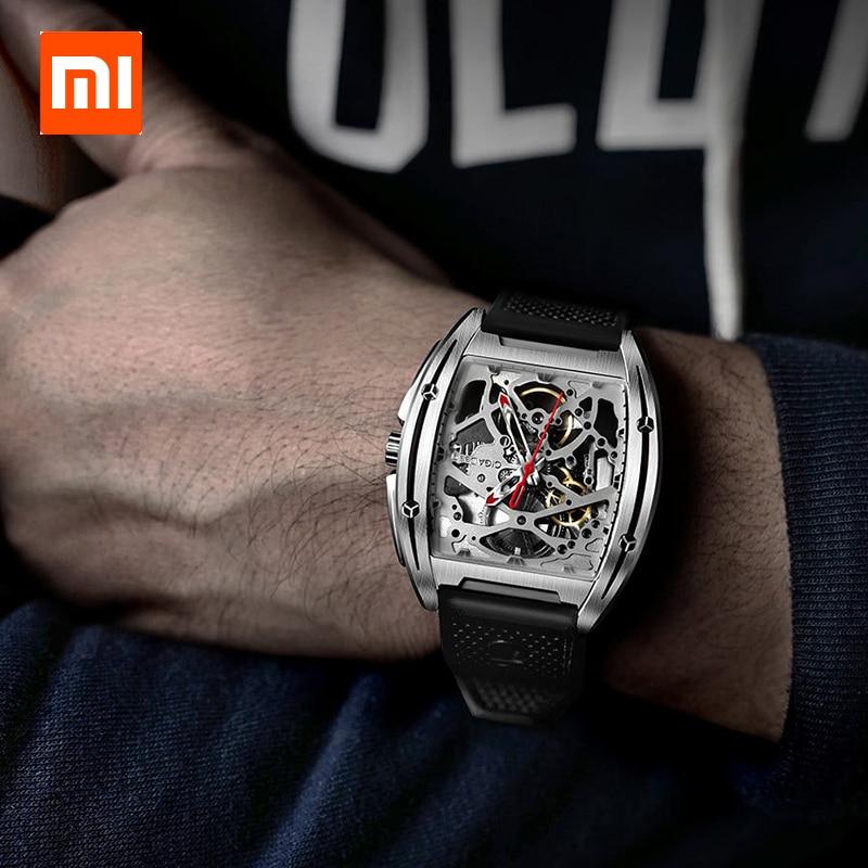 В наличии Xiaomi CIGA дизайн Z Серия механические часы модные роскошные часы Мужские Женские iF дизайн золотой награды дизайнерский бренд