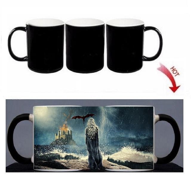 Cool Game of Thrones Magic Mugs