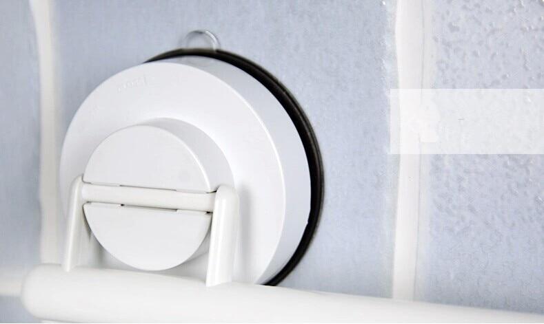 Uchwyt ścienny KitchenTowel Wieszak na papier toaletowy Uchwyt na - Artykuły gospodarstwa domowego - Zdjęcie 6