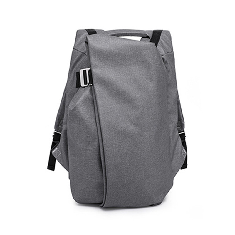LHLYSGS brand mark ryden Mens fashion trend laptop backpack schoolbag male college student leisure computer drawstring back ...
