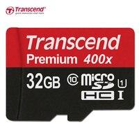 Transcend Micro SD Card 64GB 32GB 16GB High Speed 60MB S UHS I 400X MicroSD SDXC